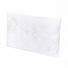 Подушка силиконовая для младенцев Вилюта Трикотаж 40х60