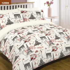 Комплект постельного белья Вилюта ранфорс 12599