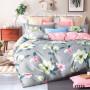 Комплект постельного белья Вилюта двуспальный ранфорс 17175