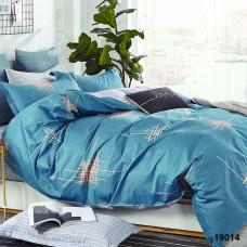 Комплект постельного белья ранфорс 19014