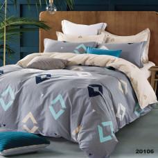 Комплект постельного белья Вилюта ранфорс 20106