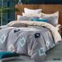 Комплект постельного белья ранфорс 20106