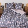 Комплект постельного белья Вилюта полуторный ранфорс 20127