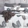 Комплект постельного белья Вилюта полуторный ранфорс 20128