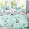 Комплект постельного белья Вилюта подростковый ранфорс 20136