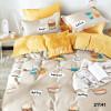 Комплект постельного белья Вилюта двуспальный ранфорс 21141