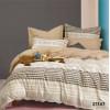Комплект постельного белья Вилюта полуторный ранфорс 21147