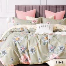 Комплект постельного белья Вилюта ранфорс 21148