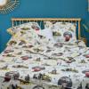 Комплект постельного белья Вилюта двуспальный ранфорс 19022