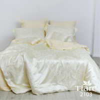 Комплект постельного белья Tiare Сатин Жаккард 2103