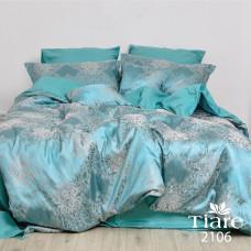 Комплект постельного белья Tiare Сатин Жаккард 2106