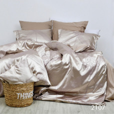 Комплект постельного белья Tiare Сатин Жаккард 2107