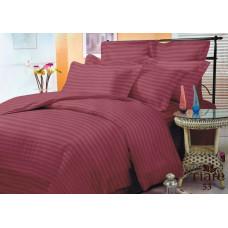Комплект постельного белья Tiare Семейный Сатин Stripe 53