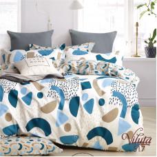 Комплект постельного белья Вилюта Сатин Twill 517
