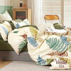 Комплект постельного белья Вилюта Сатин Twill 526