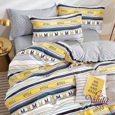 Комплект постельного белья Вилюта Сатин Twill 535