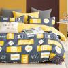 Комплект постельного белья Вилюта подростковый Вилюта Сатин Twill 540