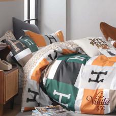 Комплект постельного белья Вилюта Сатин Twill 550