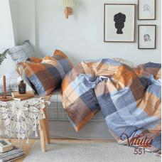 Комплект постельного белья Вилюта Сатин Twill 551