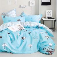 Комплект постельного белья Вилюта подростковый Вилюта Сатин Twill 556
