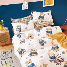 Комплект постельного белья Вилюта подростковый Вилюта Сатин Twill 560