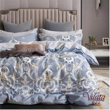 Комплект постельного белья Вилюта Сатин Twill 566