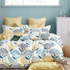Комплект постельного белья Вилюта Сатин Twill 571